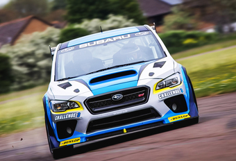 Subaru WRX STI Time Attack verpulvert ronderecord Isle of Man TT - video // update #1