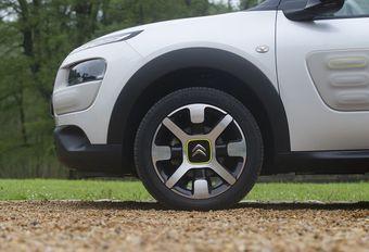 Citroën reparle de suspensions hydrauliques #1