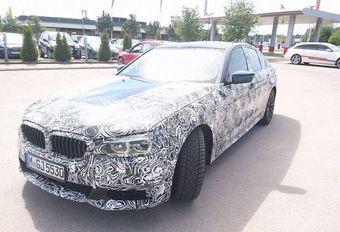 La future BMW Série 5 de sortie #1