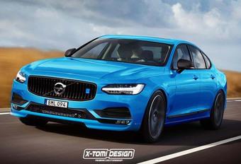 Een hybride viercilinder voor de Volvo S90 Polestar? #1