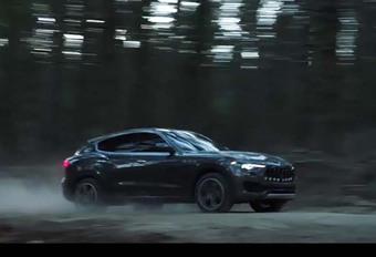 Maserati Levante : il fait hurler son V6 ! #1