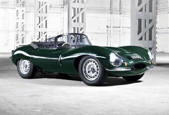 Jaguar XKSS : toutes vendues #1