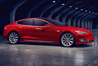 Tesla lance la Model S 60, moins chère #1