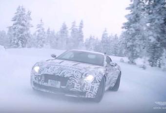 Aston Martin DB11 zoekt het Hoge Noorden op #1