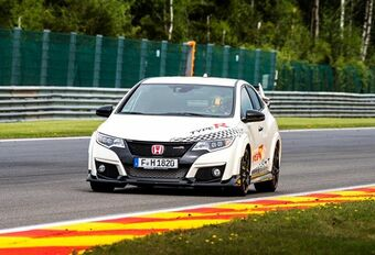 La Honda Civic Type R au chrono sur 5 circuits #1