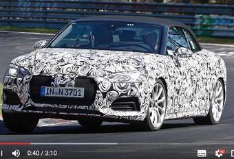 Future Audi A5 : jamais sans cabriolet #1