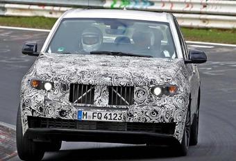 BMW X5 2018 : plus tôt que prévu #1