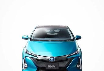 Toyota Prius plugin : un panneau photovoltaïque sur le toit - UPDATE #1