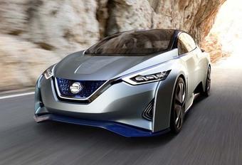 Future Nissan Leaf : 550 km d'autonomie ! #1