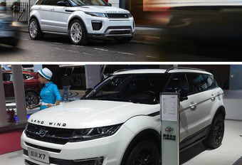 Procès Land Rover vs Landwind : c'est mal parti #1