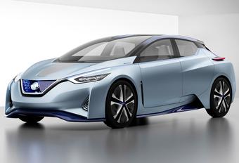 Nieuwe Nissan Leaf haalt 500 km #1