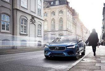 Volvo S90 & V90 R-Design : habit de sport #1