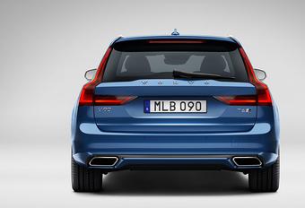 Volvo S90 en V90 krijgen R-Design #1