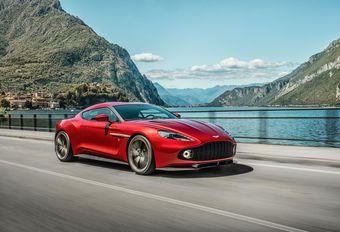 Aston Martin : la Vanquish Zagato sera produite en série  #1