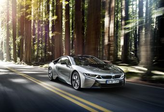 BMW i8 100 % électrique ? #1