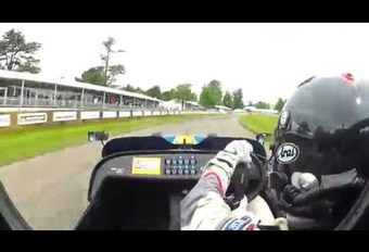 Goodwood en Caterham 620R : chaud, chaud, chaud #1