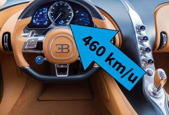 Bugatti Chiron wil wereldsnelheidsrecord voor productiewagens #1