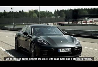 Porsche Panamera: nu al record op Nürburgring #1