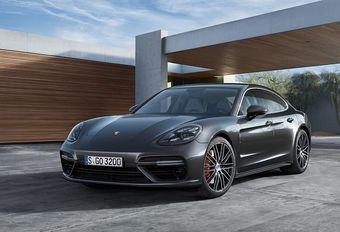 Porsche Panamera : deux versions hybrides confirmées !  #1