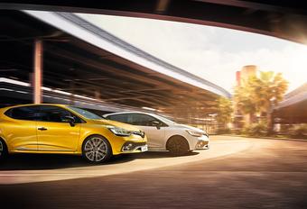Renault Sport neemt de Clio RS en RS Trophy onder handen #1