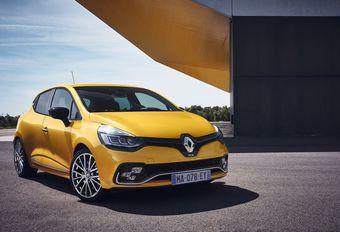 Renault Clio R.S. met launch control #1