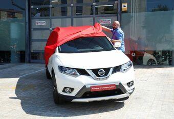 Nissan a vendu un X-Trail via Twitter #1