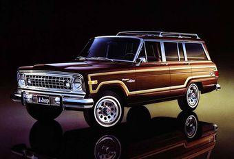 Jeep Wagoneer en Grand Wagoneer: aangekondigde terugkeer  #1
