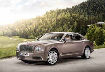 Bentley Mulsanne: limousine zonder uitstoot op komst #1