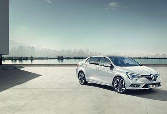 Renault Mégane Sedan: niet voor ons #1