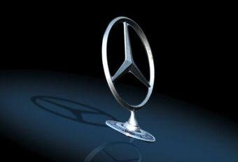Mercedes double BMW #1