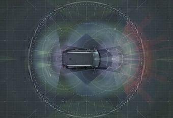 Volvo : une solution de conduite autonome partielle envisagée #1