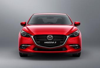 Vernieuwde Mazda 3 met G-Vectoring #1