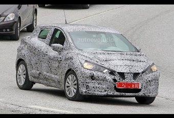 Nouvelle Nissan Micra : 1res infos #1