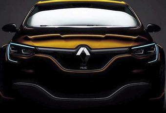 Renault Megane R.S.: niet voor meteen  #1
