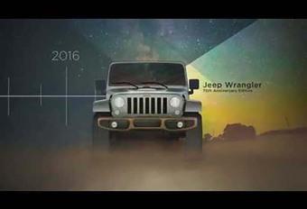 75 jaar Jeep: korte retrospectieve  #1