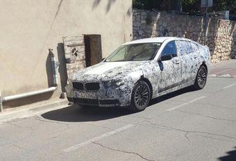 Variantes de BMW Série 5 en vadrouille #1