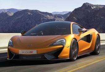 McLaren : 15 nouveaux modèles d'ici à 2022 #1