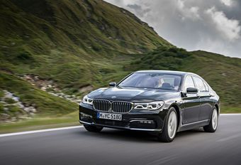 BMW 740e iPerformance : hybrides de grand luxe #1