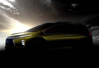 Mitsubishi : voilà le concept SUV Gaikindo #1