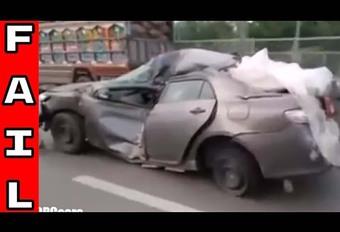 Toyota Camry: onverwoestbaar #1