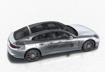 Porsche Panamera : son 3D Burmester #1