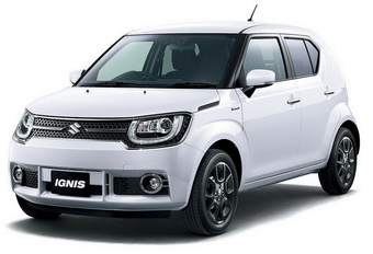 Suzuki Ignis : elle sera vendue en Europe #1
