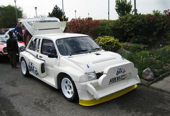 Wat moet de MG Metro 6R4 van Colin McRae kosten? #1