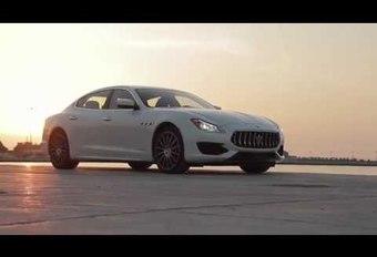 La Maserati Quattroporte sur les routes de Sicile #1