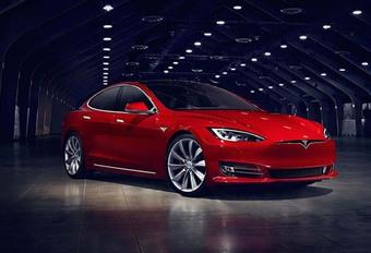 Tesla Model S 100 : plus de 600 km d'autonomie #1