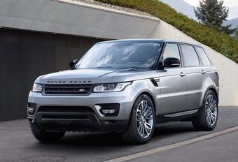 Range Rover Sport : avec un 2 litres Diesel ! #1