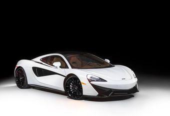 McLaren 570GT by MSO Concept avec toit électrochromatique #1