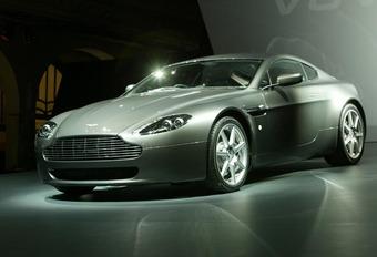 Aston Martin V8 Vantage #1