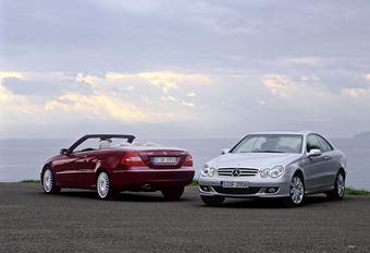 Mercedes CLK #1