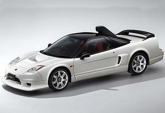 Honda NSX-R GT #1